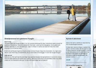 Kungalvsbryggan.se
