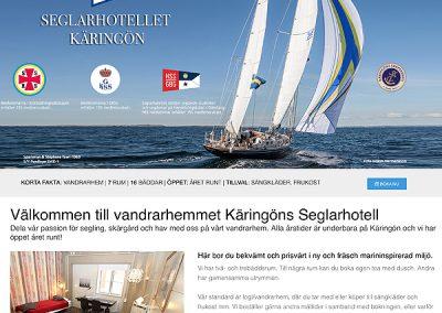 Seglarhotellet-karingon.se