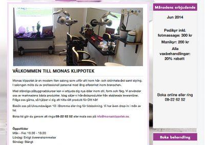 Monasklippotek.se